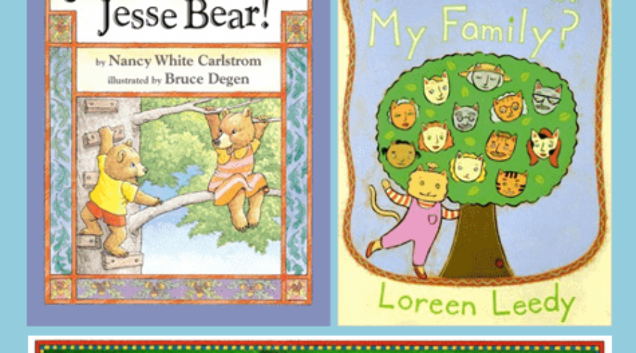 5 Children's Books About Family Trees