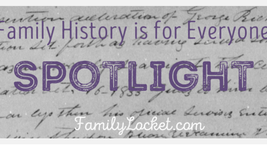 Family History is for Everyone