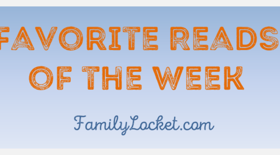 Favorite Reads of the Week: 27 February 2016