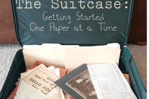 The Suitcase: Getting Started One Paper at a Time