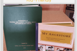 Make Your Family History Book Kid-Friendly