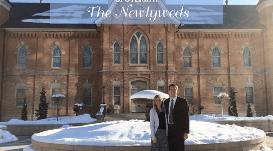 Family History is For Everyone Spotlight: The Newlyweds