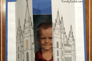 See Yourself in the Temple – Family History FHE Lesson
