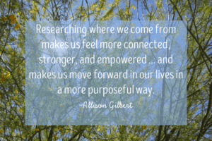 Keeping Memories of Loved Ones Alive – from the Book Passed and Present – an Interview with Allison Gilbert