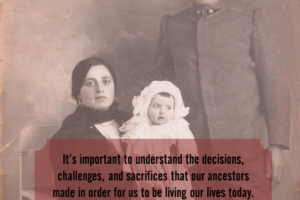 Family History is For Everyone Spotlight: Attorney and Mother of Three