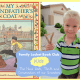 Kids' Book Club June: My Grandfather's Coat – the hard work, thrift and conservation of our ancestors