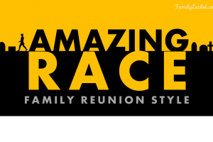 Amazing Race: Family Reunion Style