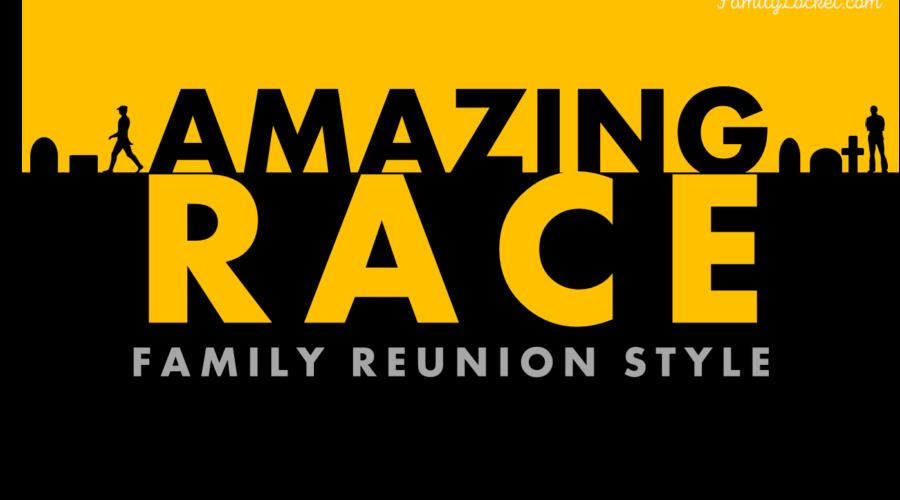 Amazing Race: Family Reunion Style