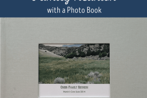 Commemorate Your Family Reunion – With a Photo Book