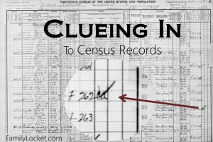 Clueing In To Census Records