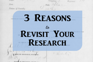3 Reasons to Revisit Your Research: Discovering the Story of C.B. Royston, Confederate Soldier