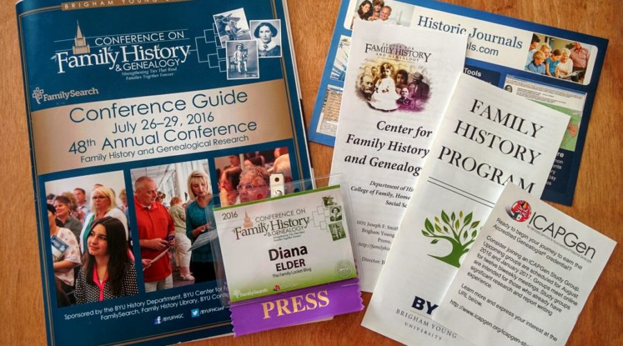What I Learned at the BYU Conference on Family History & Genealogy