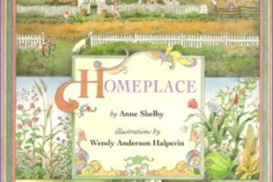 Homeplace – How one young girl is like a young tree coming up from old roots