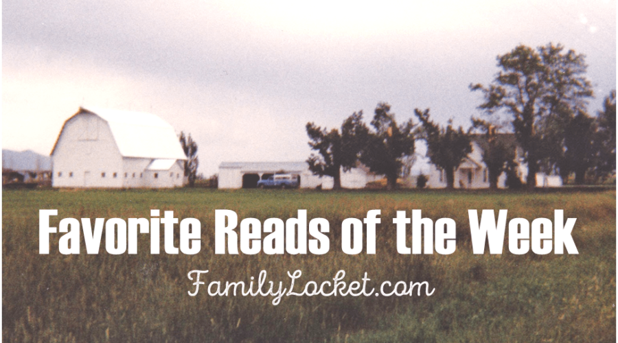Favorite Reads of the Week: 5 November 2016 – Election, World Series, RootsTech Contests