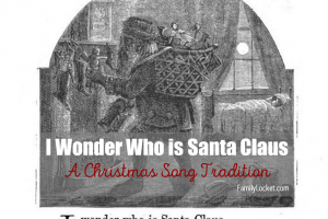 I Wonder Who Is Santa Claus – A Christmas Song Tradition