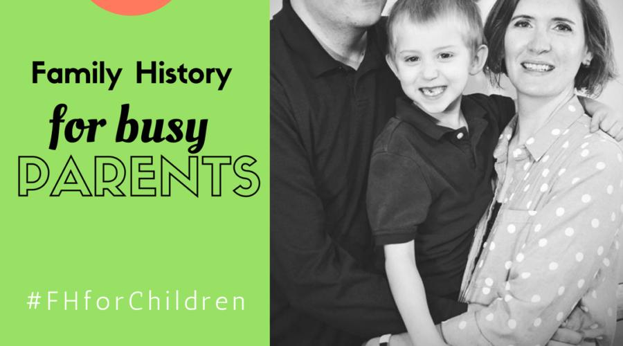 Tips for Busy Parents – April Blog Link Up