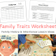 """""""The One and Only Me"""" – Family traits book & lesson ideas"""