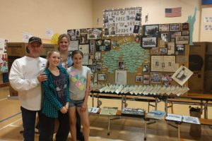 8th Grade Family History Project: My Story in American History