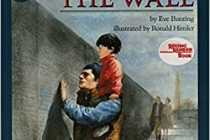 """The Wall"" by Eve Bunting – Kids Memorial Day Book + Activities"