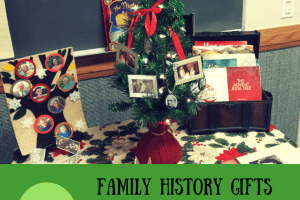 Family History Gifts for Children – Blog Link Up