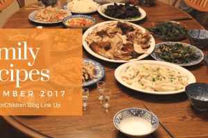 #FHforChildren Link Up – Family Recipes!