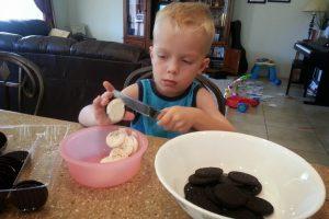 Aunt Susan's Chocolate Mousse Pie