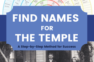 Try the Find Names for the Temple Book Free