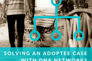 Solving an Adoptee Case with DNA Networks and Mind Mapping
