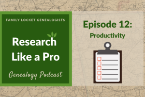 RLP 12: Productivity