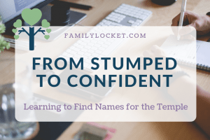 From Stumped to Confident: Learning to Find Names for the Temple