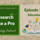 RLP 13: Education