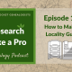 RLP 18: How to Create a Locality Guide