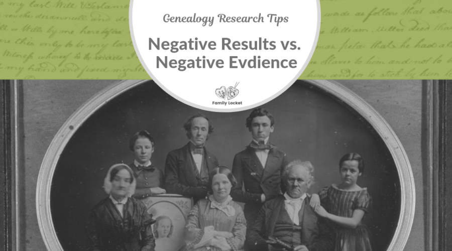 Speaking Negatively: The Difference Between Negative Results and Negative Evidence