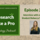 RLP 29: Interview with eCourse Student Rebecca Walbecq
