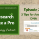 RLP 31: 3 Tips for Ancestry DNA