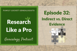 RLP 32: Indirect vs. Direct Evidence
