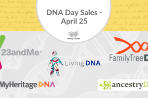 DNA Day – April 25th