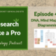 RLP 40: DNA, Mind Maps, and Diagramming