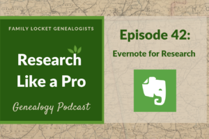 RLP 42: Evernote for Research
