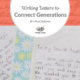 Writing Letters to Connect Generations