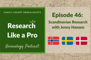 RLP 46 – Scandinavian Research with Jenny Hansen, AG