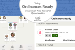 Using Ordinances Ready to Discover New Research Opportunities