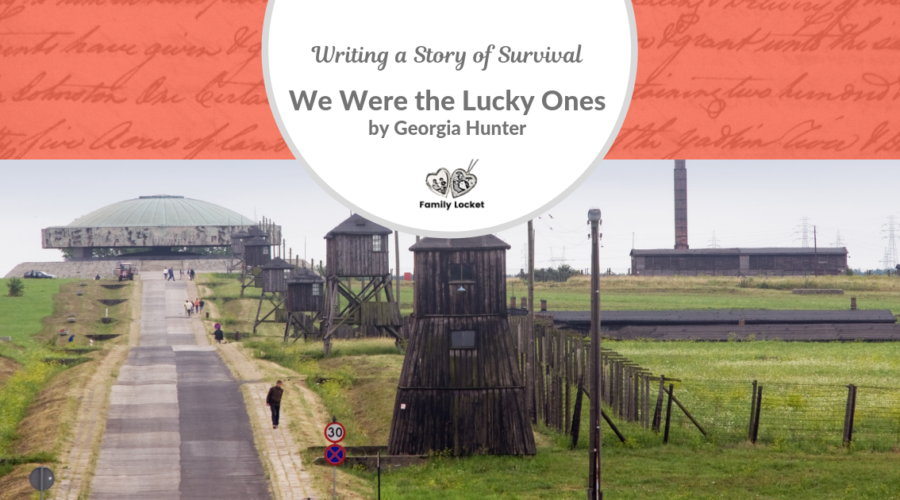 "Writing a Family's Story of Survival: ""We Were the Lucky Ones"" by Georiga Hunter"