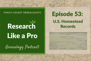 RLP 53 – U.S. Homestead Records