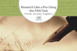 Research Like a Pro Using the FAN Club