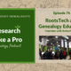 RLP 76: RootsTech and Genealogy Education – Interview with Amberly Beck