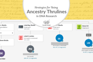 Strategies for Using Ancestry Thrulines in DNA Research