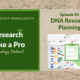 RLP 83: DNA Research Planning