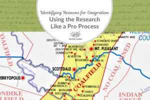 Identifying Reasons for Emigration Using the Research Like a Pro Process