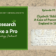 RLP 93: Elizabeth Biddle: A Case of Parentage in England in 1800